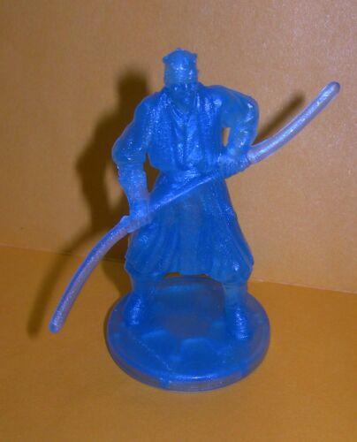 "Star Wars Mini Hologram 2/"" Insert SAGA Collection Figure TSC 2006 Cake Topper"