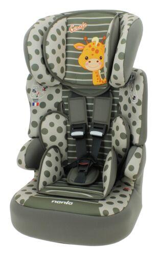 Osann Kinderautositz BeLine SP Luxe Kindersitz Babysitz Sitz Giraffe KFZ 9-36 KG