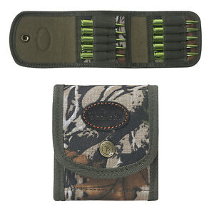 Tourbon-Rifle-Cartridges-Carrier-Ammo-Pouch-Ammunitions-Holder-Belt-Wallet-Camo