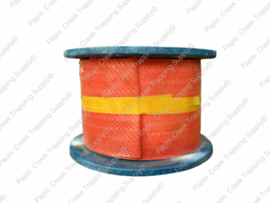1000-039-Reel-3-32-034-Galvanized-Snare-Cable-1-034-X19-034-920-Breaking-Strength