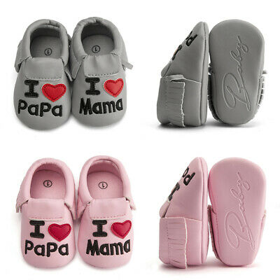 Baby Junge Mädchen Krabbelschuhe Lauflernschuhe Mickey Mouse Babyschuhe Schuhe