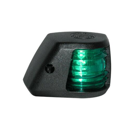 Navigationslicht Aqua Signal Boots-Licht Navigation,grün,12V Steuerbord Serie 25