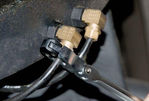 8-15mm MC-LWSFL-815 Bremsleitung Schlüssel Profi Ringschlüssel Satz 4tlg