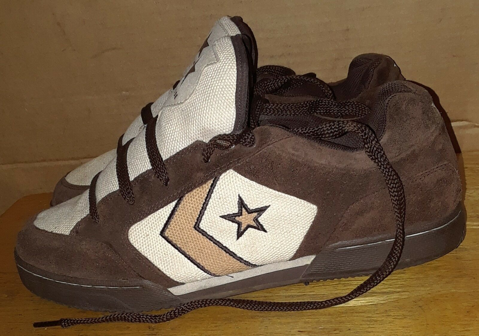 Vintage  Rare Converse One Star Men's Suede Low Top Sneakers size 12