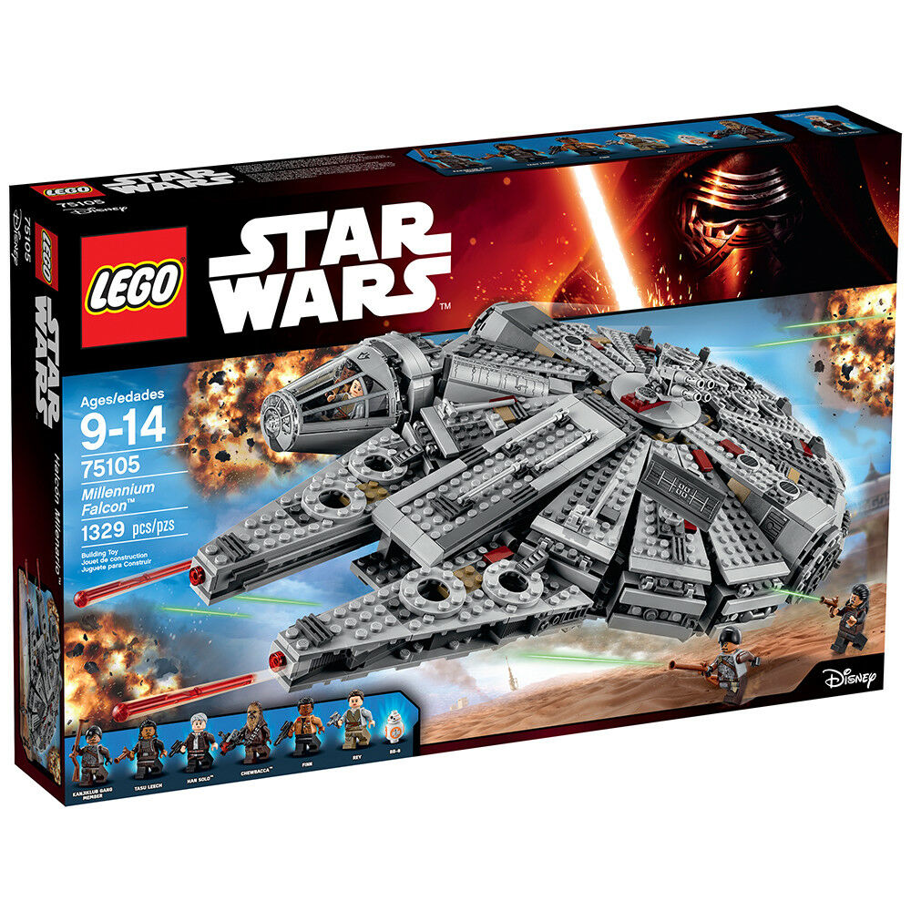 LEGO Star Wars Wars Wars TM Millennium Falcon™ 75105 Multicolor 92d697