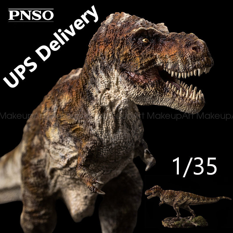 2017 Nuovo Dinosaurs Figure PNSO Tyrannosaurus Wilson 1/35 scientific art model