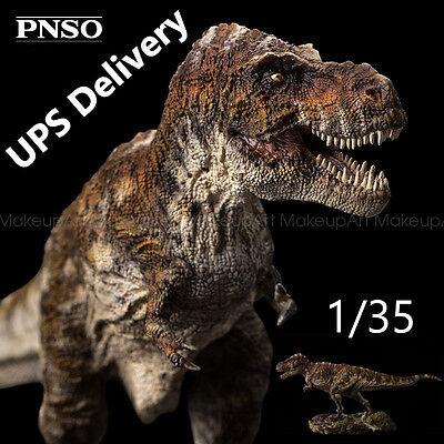 PNSO Wilson the T-Rex 1:35 Scale Dinosaur Figurine