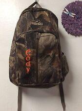 Men's backpack RED HEAD REAL TREE HARDWOODS Cody safety orange monogram H19