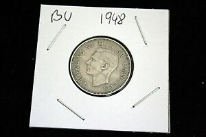 1948-Georgivs-VI-One-Shilling-Silver-Extremely-Fine-Condition
