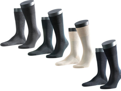 39-50 Socke Strumpf Strümpfe Herren neu günstig Falke Tiago Socken 3 Paar Gr