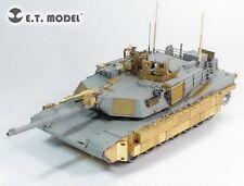 ET Model E35165 1/35 Modern US M1A1 TUSK I Detail Up Set for Dragon 3535