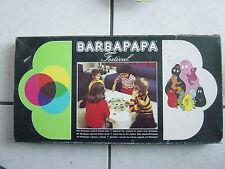 Barbapapa Festival- ein altes 70 er Jahre Gesellschaftsspiel -
