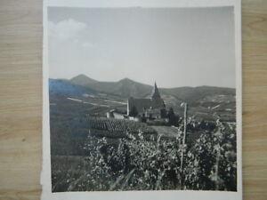 Foto Poster 28 CM Processo Antico Paesaggio Collinare Alsazia Vite