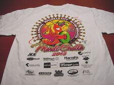 """2013 BULLHEAD CITY RIVER REGATTA Bullhead City AZ """"Mardi Gratta"""" (SMALL) T-shirt"""