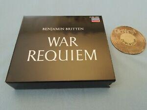 2-CD-BOX-Britten-era-Requiem-Decca-Germany-NM