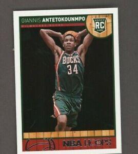 2013-14-Panini-NBA-Hoops-275-Giannis-Antetokounmpo-RC-Rookie-Bucks