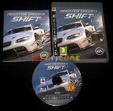NEED FOR SPEED SHIFT Ps3 Versione Ufficiale Italiana 1ª Edizione ••••• COMPLETO