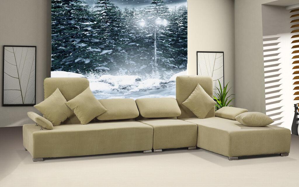 3D straßenlaternen leuchten 4 Fototapeten Wandbild Fototapete BildTapete Familie
