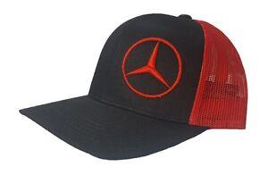 Image is loading Richardson-Mercedes-Benz-Snapback-Hat-Trucker-Cap-Custom- 5067bed3955