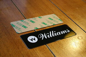 Williams-Coin-Door-Aluminum-Plate
