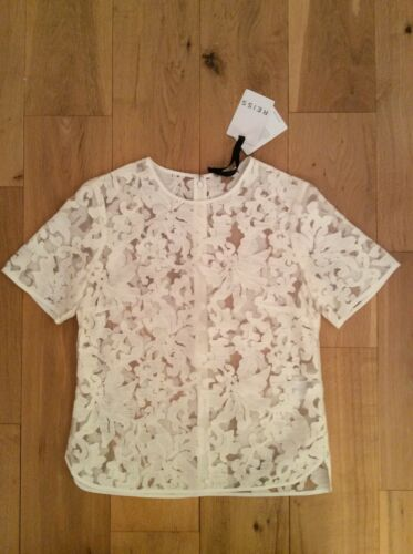 Reiss Embroidered Top Size To Baroque Uk 6 Orinoco 4 rEqwgarx