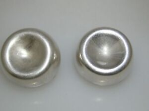 VINTAGE 1960'S ARTIST SIGNED MEXICO TM-193 HEAVY SOLID STERLING EARRINGS!
