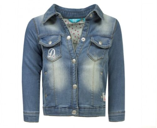 LIEF 1710009 JEANS-JACKE FÜR COOLE KIDS JACKE  0014 LIGHT DENIM BLUE BLAU