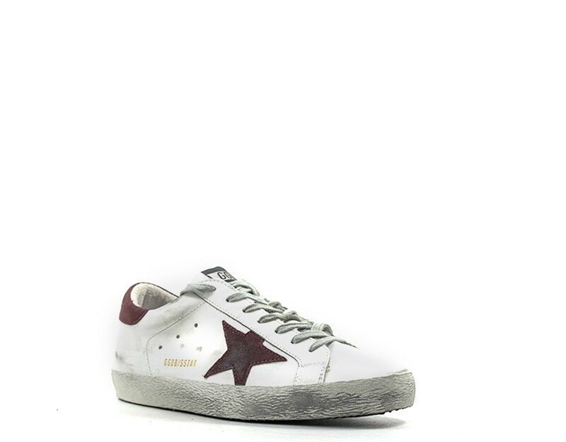 Schuhe GOLDEN GOOSE Mann BIANCO/ROSSO BIANCO/ROSSO BIANCO/ROSSO  G33MS590H10 1e5d78
