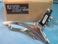 NOS Suntour Front Derailleur 31.8 FD TP00 GXH Top Pull Made in Japan XC Pro Comp