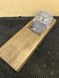 Japanese-Carpenter-Tool-Kanna-Hand-Plane-Vintage-Komon-70mm-Double-Blades-W-TRK