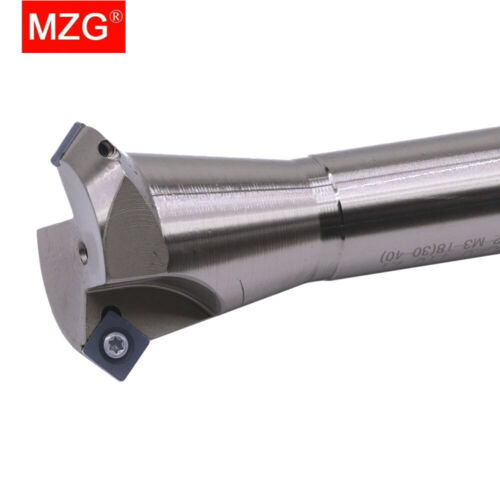 MZG SD 45 Degree Tungsten Steel CNC Lathe Milling Cutter SDMB Chamfering Tools