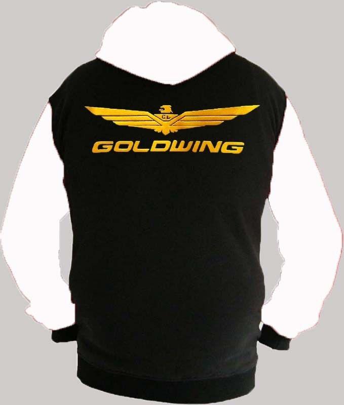 Goldwing Fan Kapuzenjacke Hoodie Lieferz. siehe Beschreibung