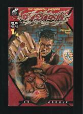 13: ASSASSIN US TSR COMIC VOL.1 # 1of4/'90