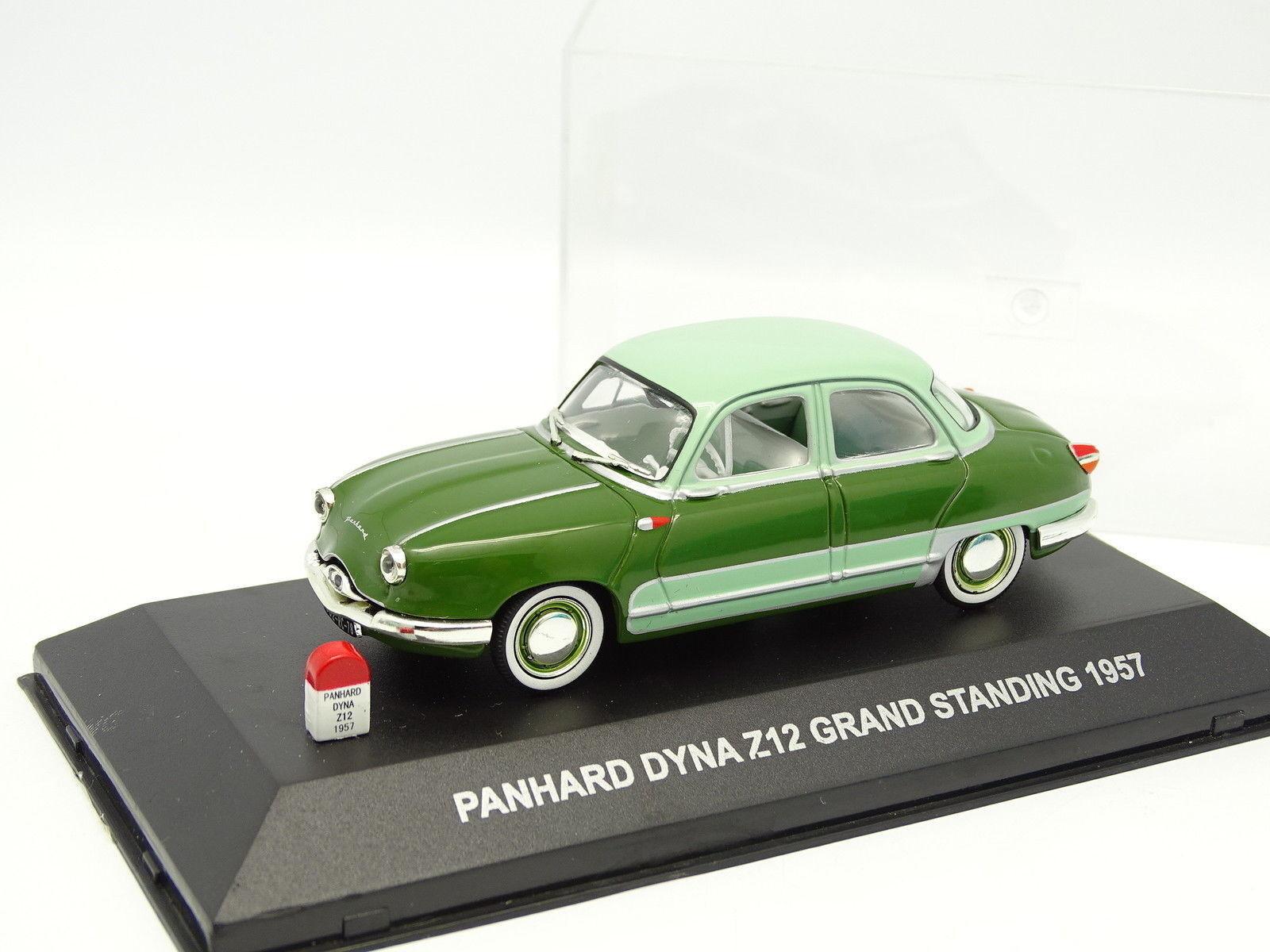Nostalgie 1 43 - Panhard Panhard Panhard Dyna Z12 Luxury 1957 2ec826