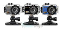 Gear Pro Wifi Full Hd 1080p Hi-res Mini Sports Action Camera And Camcorder