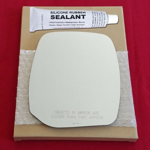 Silicone Adhesive For Qx56 Armada Passenger Side-Hea Mirror Glass Replacement