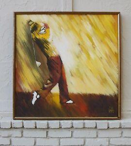 Golf Modern Art
