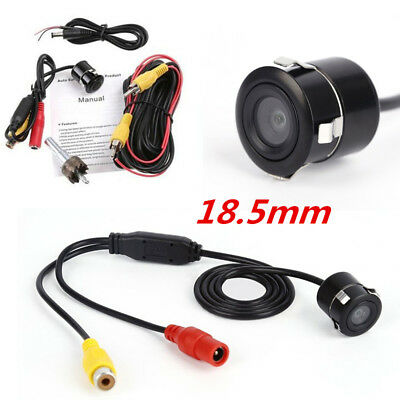 Imported From Abroad 170º Cmos Car Rear View Reverse Backup Parking Hd Camera Night Vision Waterproof Meticulous Dyeing Processes Mouldings & Trim