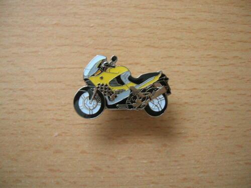 Pin Anstecker BMW K 1200 RS K1200RS gelb yellow Motorrad Art 0640 Motorbike