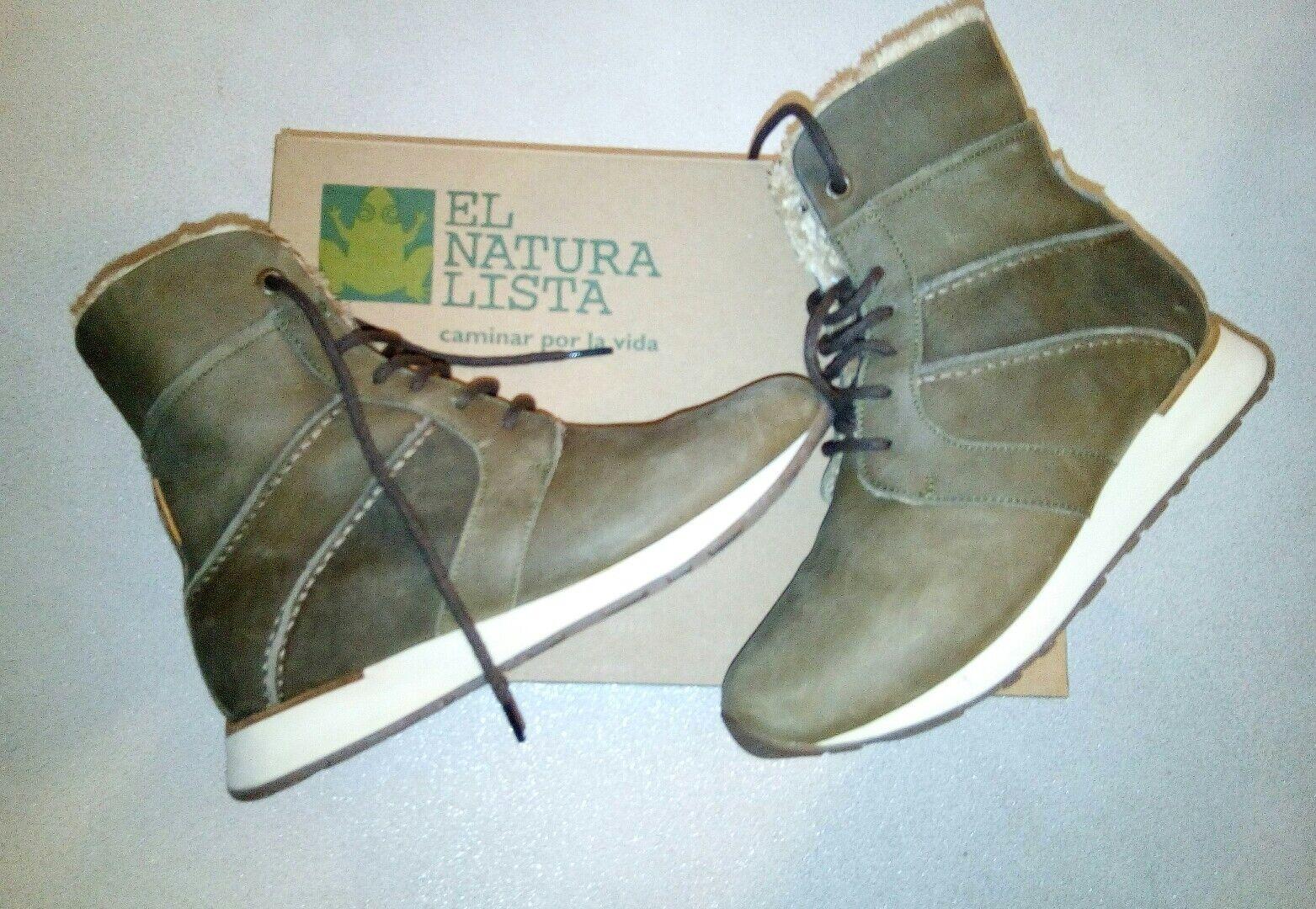El Naturalista Damen Stiefel, Knöchelstiefel,Winter Sneaker Gr. 37 #NEU#