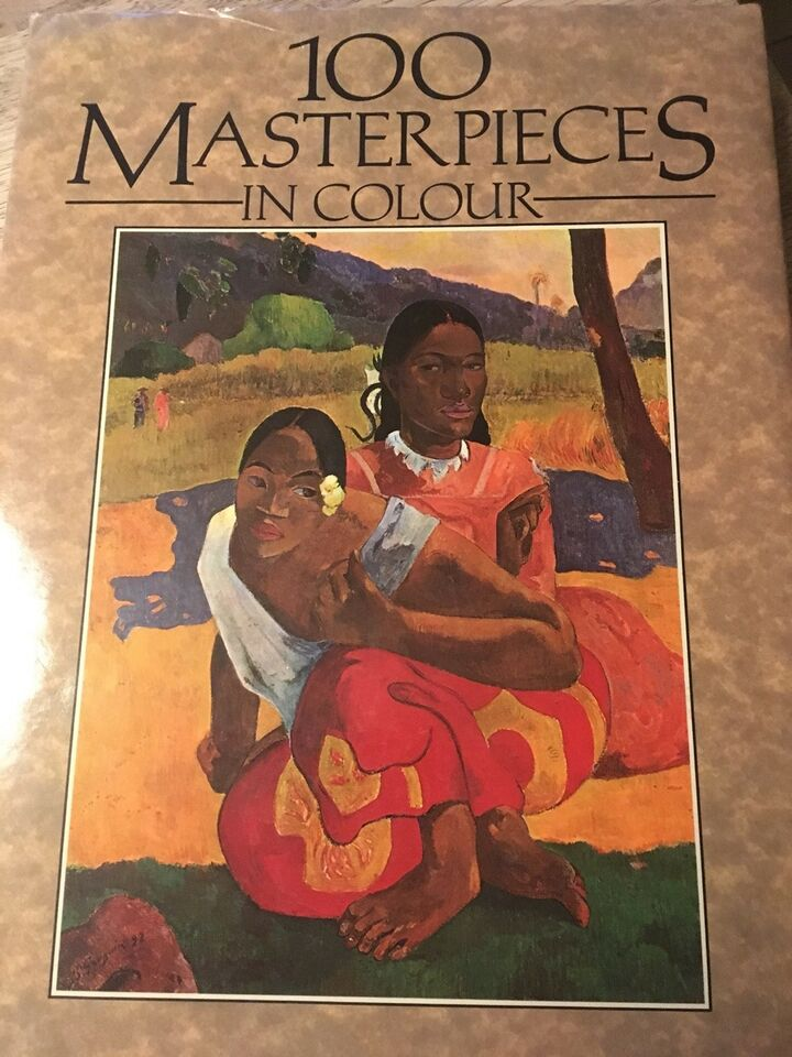 100 Master pieces in colour, Christopher Wood, emne: kunst