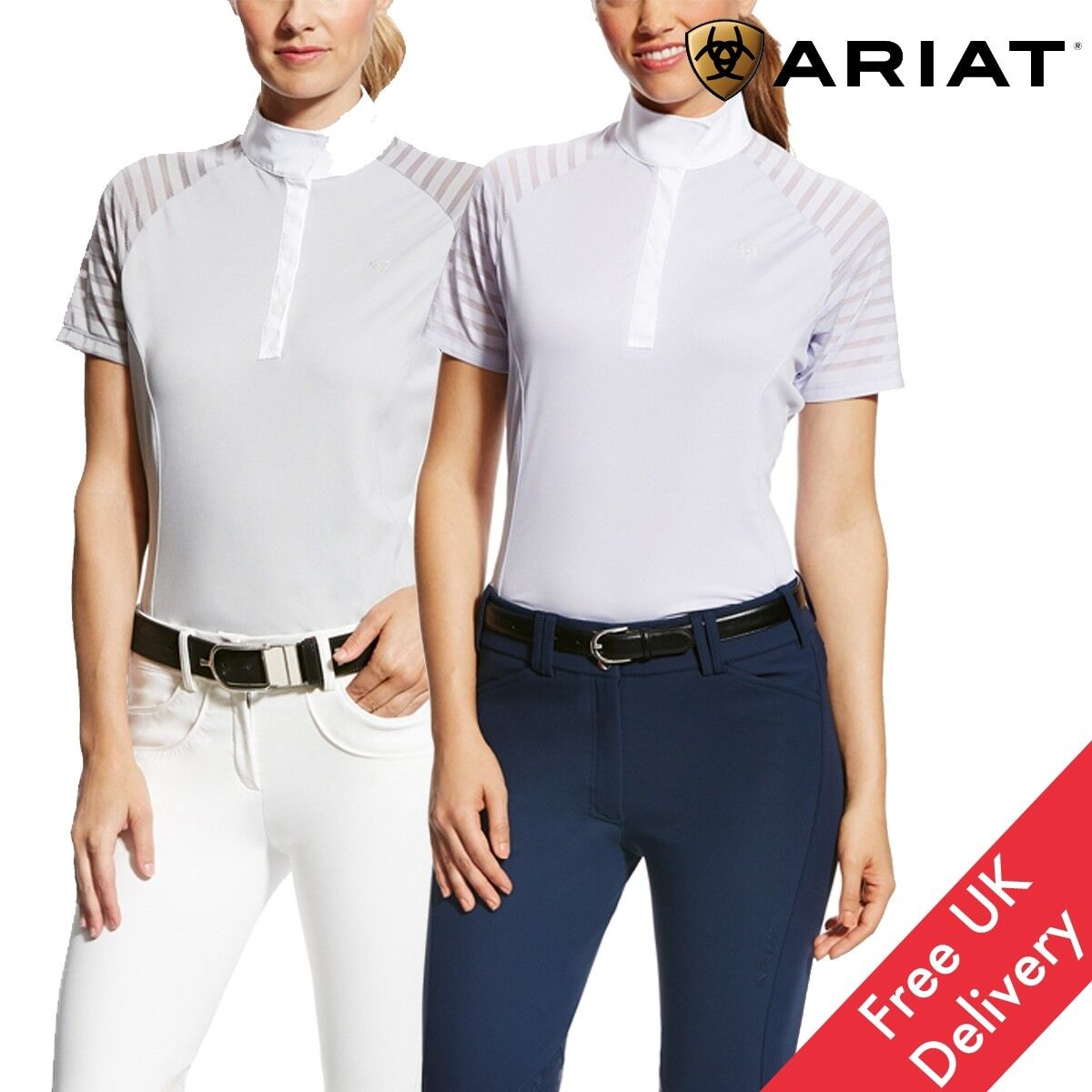 Ariat  Aptos Show Shirt SS18 - Free UK Shipping  we supply the best