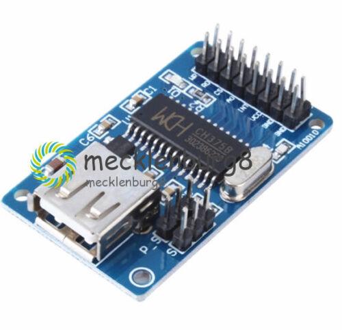 New CH375B U-DISK Read Write Module USB Interface Communication SPI Interface