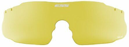 ESS Eyewear Ice 2.4mm Durable and Shatterproof Replacement Hi-Def Yellow Lens