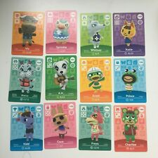 GENUINE NA Animal Crossing Amiibo Cards | Series 2 | 101 - 200 | Choose | NEW