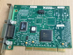 National Instruments NI PCI-GPIB// IEEE 488.2 Interface Adapter Card 183617k-01