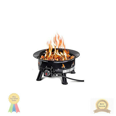 Outland Firebowl 883 Mega Outdoor Propane Gas Fire Pit   eBay on Outland Gas Fire Pit id=47999