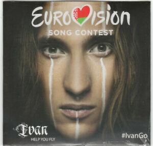 2021 Eurovision - Belarus 2016. Help You Fly - Ivan. ( Promo CD Single.)
