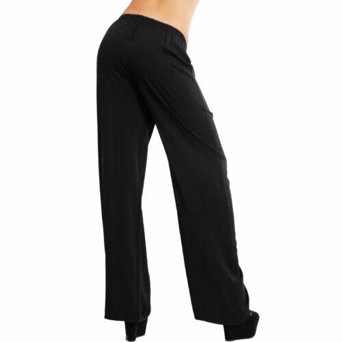 Pantaloni donna palazzo fiocco leggeri lacci eleganti ampi TOOCOOL VB-3069
