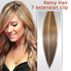 Extension capelli biondi
